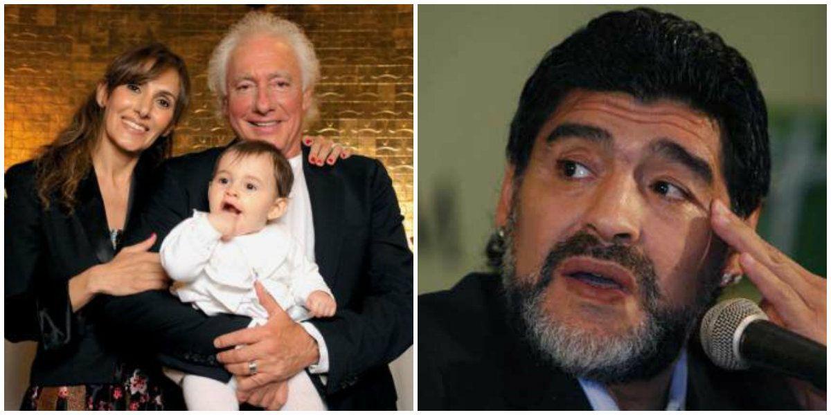 La respuesta de Diego Maradona a la invitación de Cóppola a su casamiento: por qué no irá