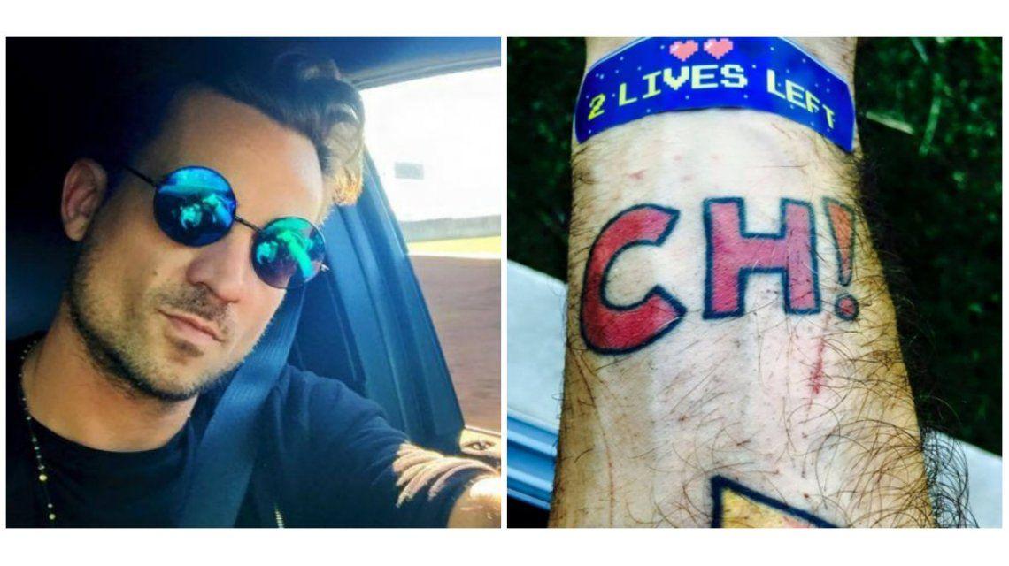 Luego del alta, Chano envió un mensaje por el accidente con una extraña metáfora: Dos vidas más