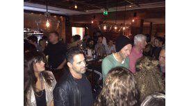 Tras el show de Coldplay, Iúdica y Chris Martin se encontraron en Bs. As.
