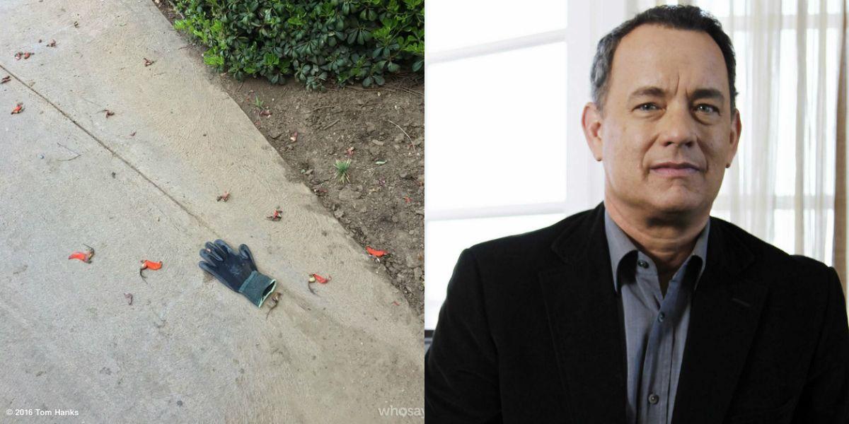 La extraña obsesión de Tom Hanks