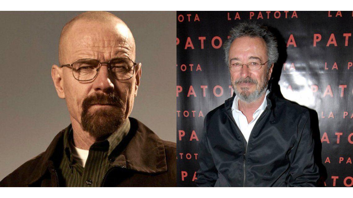 ¿Qué tienen en común el protagonista de Breaking Bad y Oscar Martínez?