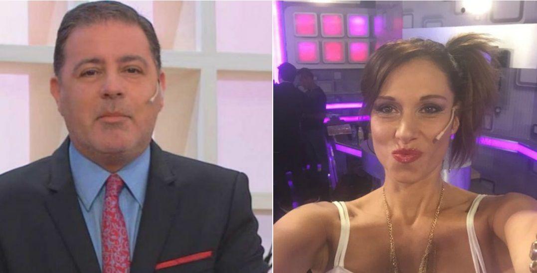 Fabián Doman habló del embarazo de Érica García: No me quiero ilusionar porque sé que no es mío