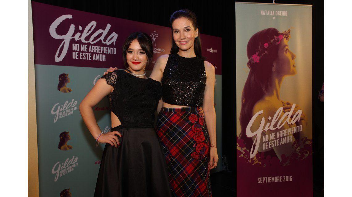 Natalia Oreiro comienza la filmación de Gilda, no me arrepiento de este amor: Esperé 20 años este momento