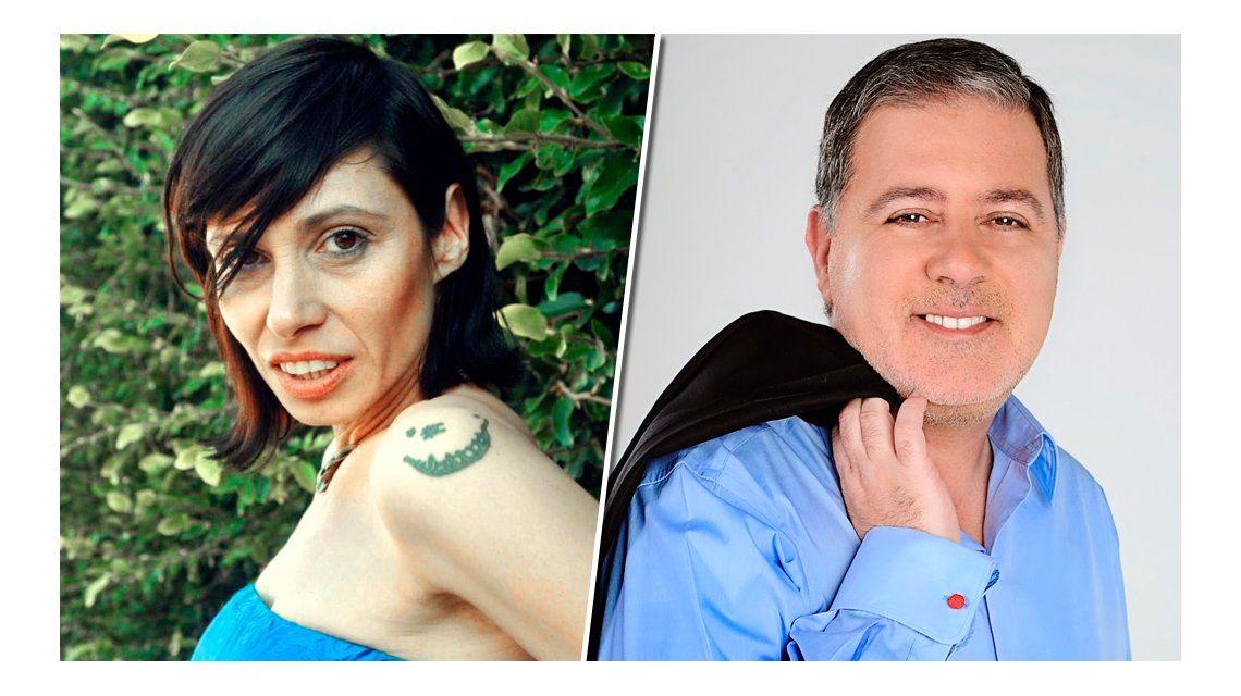 El comunicado de Érica García sobre su embarazo que involucraba a Doman