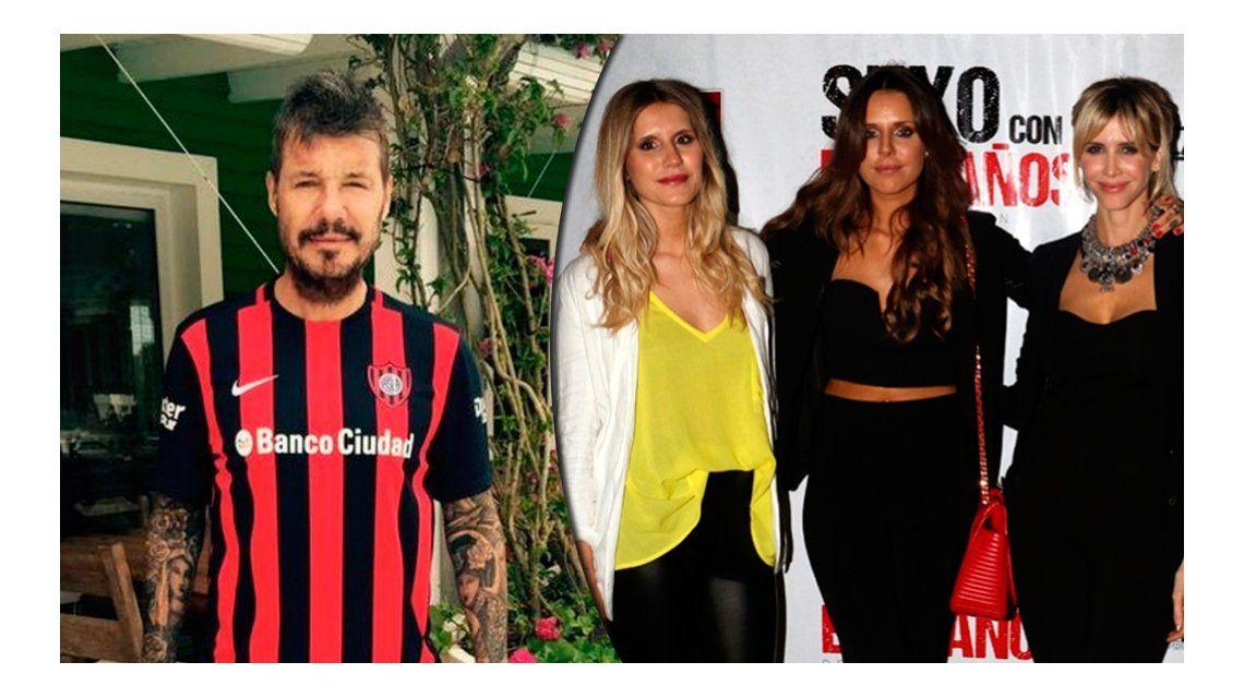 Marcelo Tinelli cumplió 56: los mensajes de Guillermina Valdes, Candelaria y Micaela; y su amor por San Lorenzo