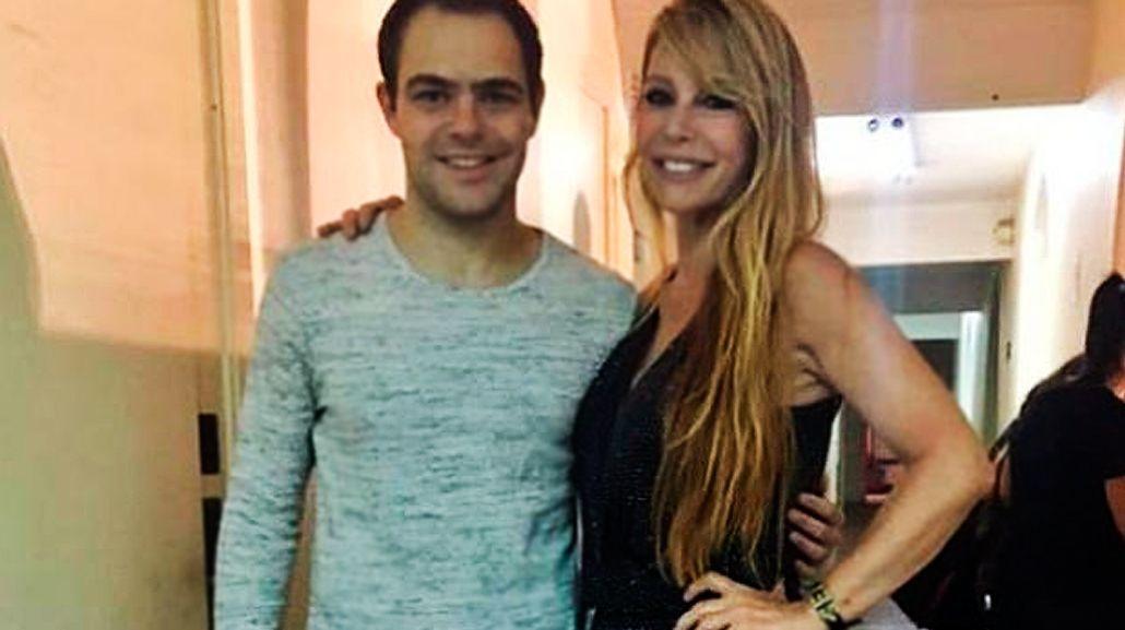Graciela Alfano y Peter Lanzani, finalmente serán pareja