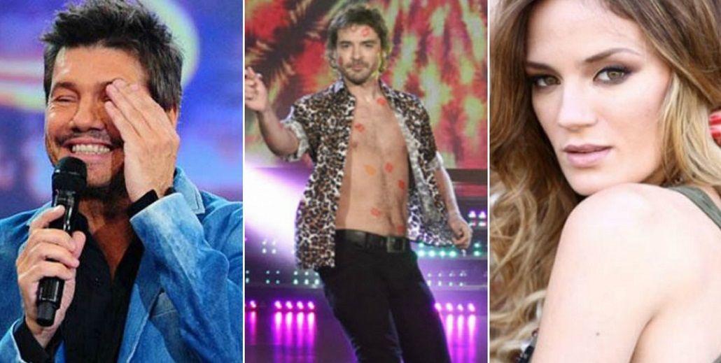 Divertido ida y vuelta entre Tinelli y Paula Chaves por la vuelta de Pedro Alfonso al Bailando: ¿El embarazo te puso celosa?