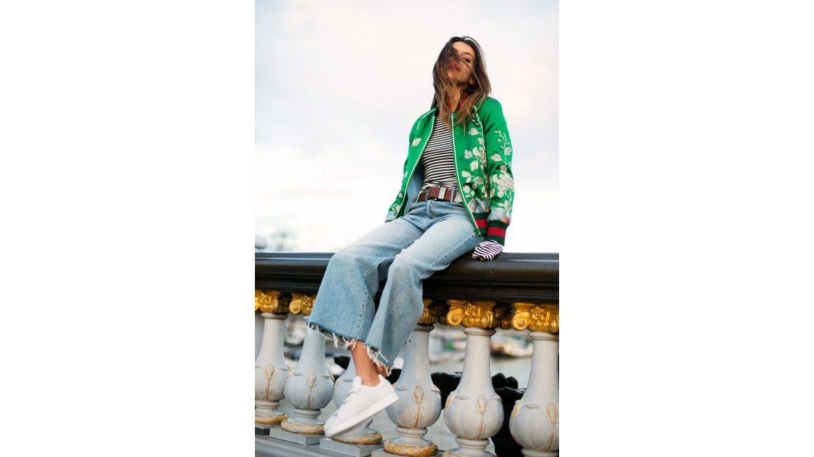 Calu Rivero llegó a Vogue España: mirá las fotos