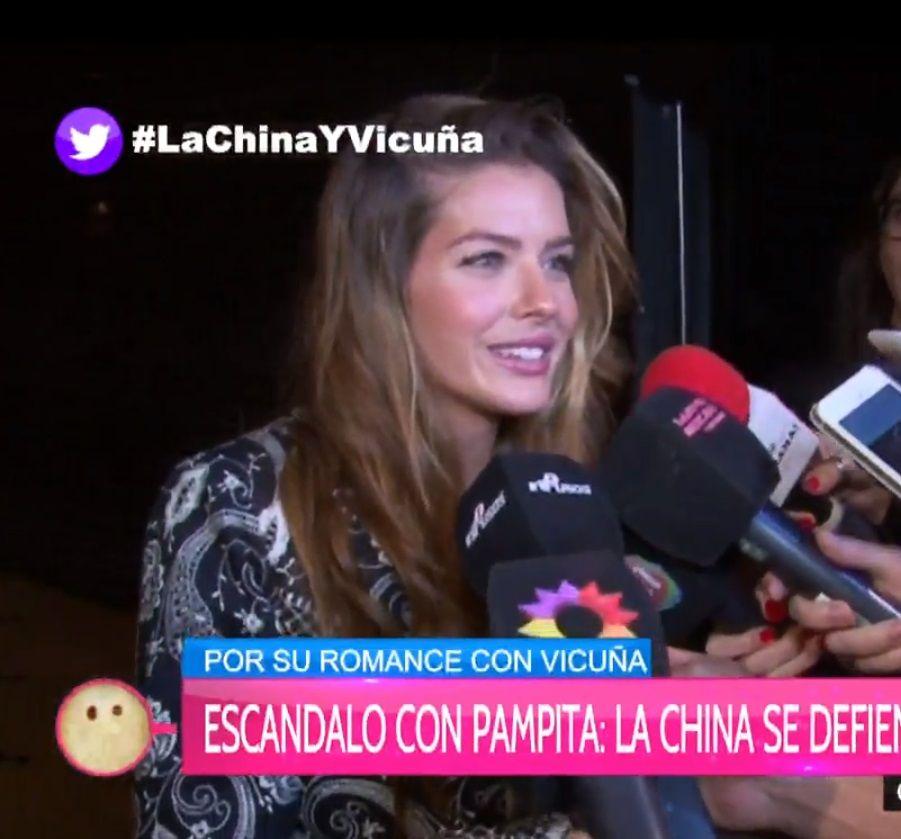 La China Suárez, enamorada de Benjamín Vicuña, volvió a halagar a su ex, Nicolás Cabré: Estoy orgullosa del padre que elegí para mi hija