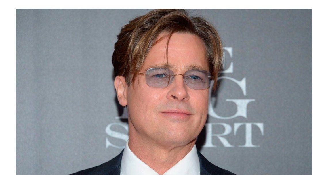 Brad Pitt ofreció su esperma para una cantante que quería ser madre, pero ella lo rechazó