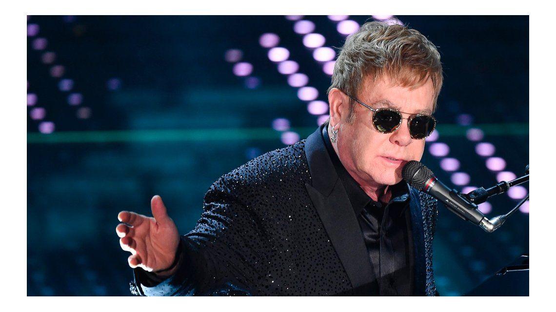 Elton John, en serios problemas: fue demandado por acoso sexual