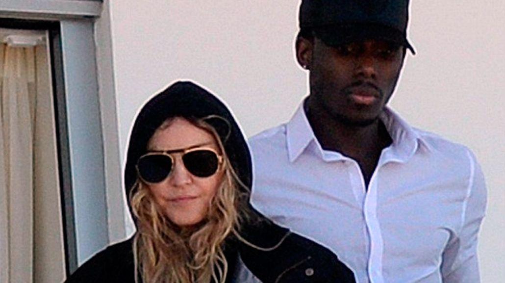 El nuevo novio de Madonna, 32 años menor que ella