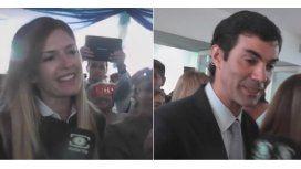 Macedo, primera dama: la reacción de Urtubey cuando le preguntaron por la boda