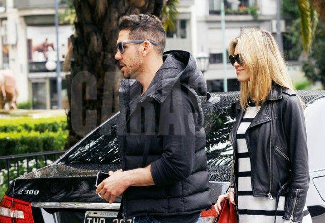 Va por el cuarto: Diego Simeone será padre junto a su pareja Carla Pereyra