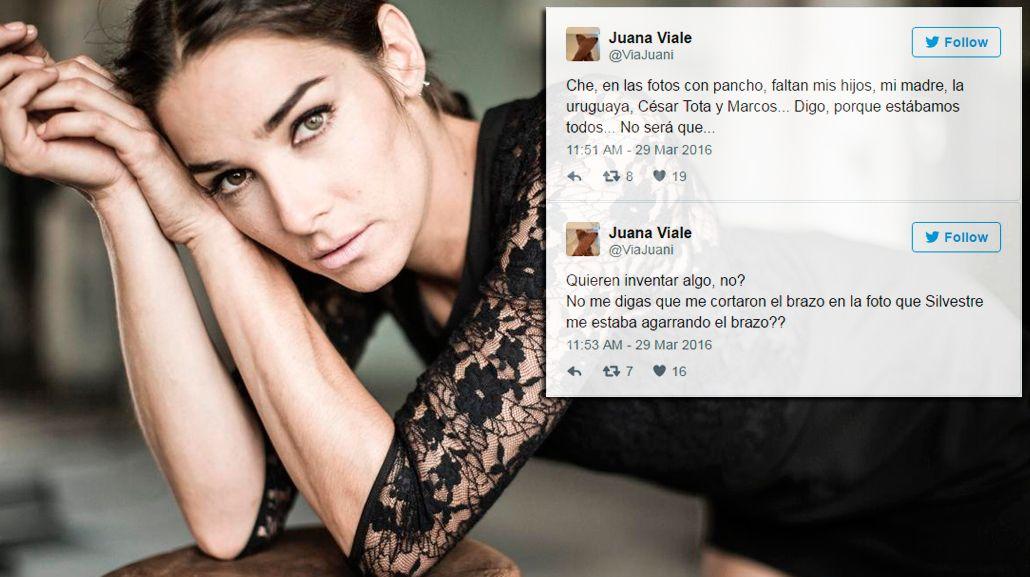 El furioso descargo de Juana Viale tras su vinculación con Francisco Cabrera