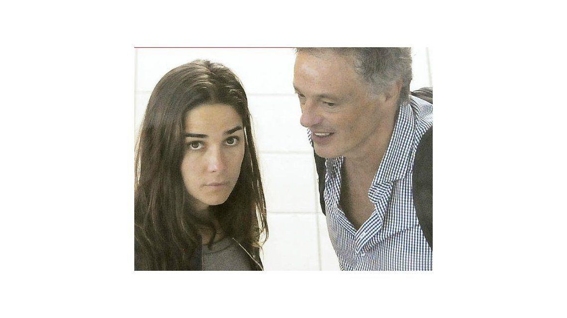 La intimidad del viaje secreto de Juana Viale y un ministro del Gobierno