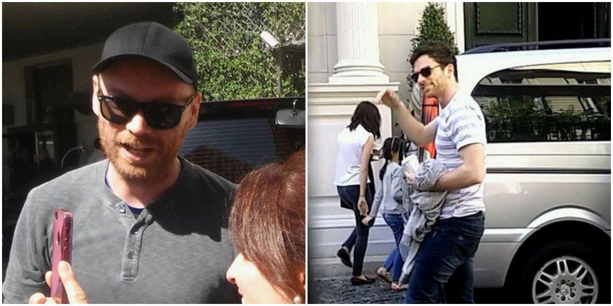 Coldplay ya está en Argentina: mirá las primeras fotos de su estadía