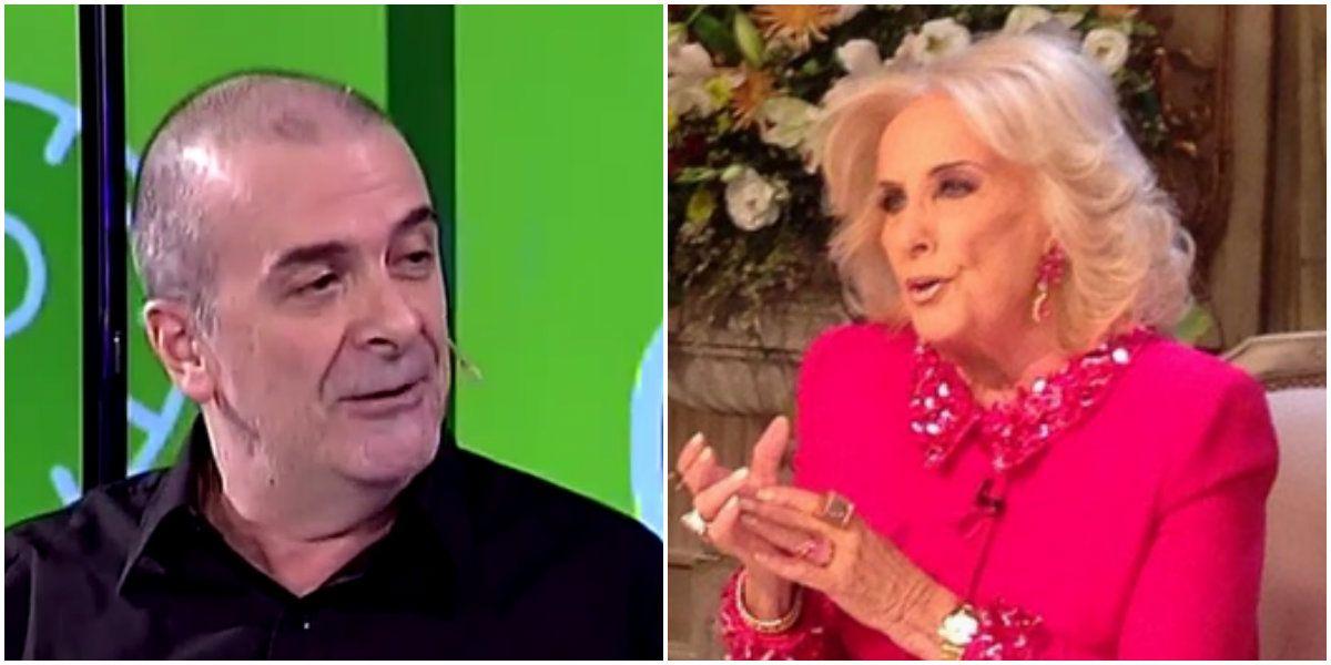 Atilio Veronelli, durísimo con Mirtha Legrand: Con su hermana eran como las Xipolitakis de los años 40