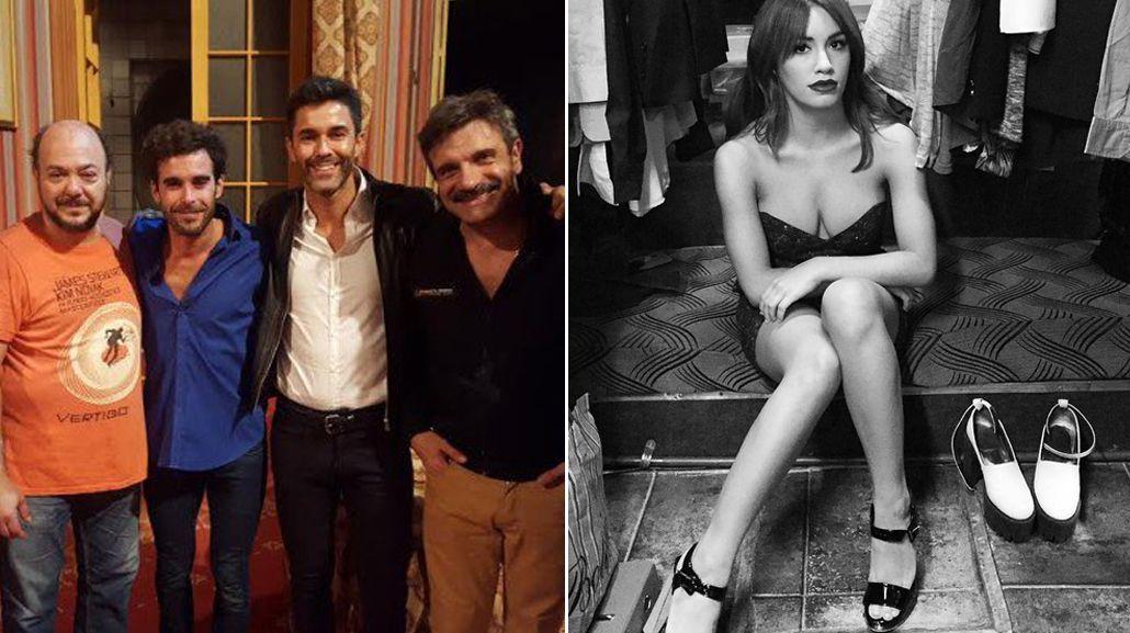 Separados: la primera salida de Mariano Martínez y el sugestivo mensaje de Lali Espósito: ¿Me amarás mañana?