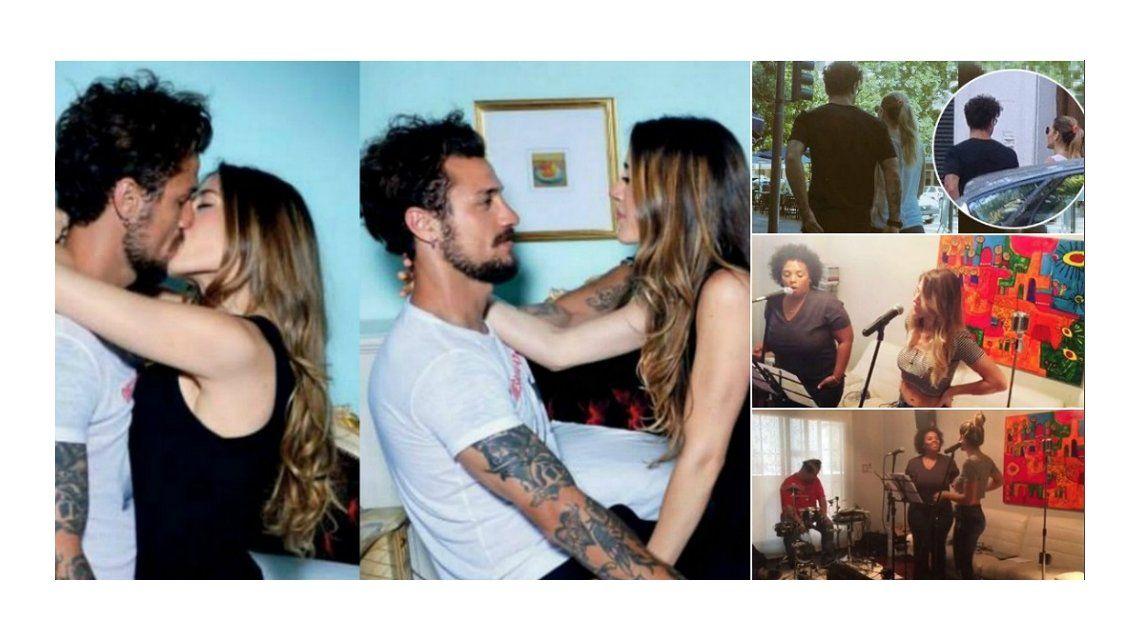 Jimena Barón vuelve a cantar y cambió su perfil en las redes ¿por pedido de Daniel Osvaldo?