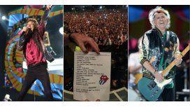 Los Rolling Stones hicieron historia en Cuba con un recital multitudinario