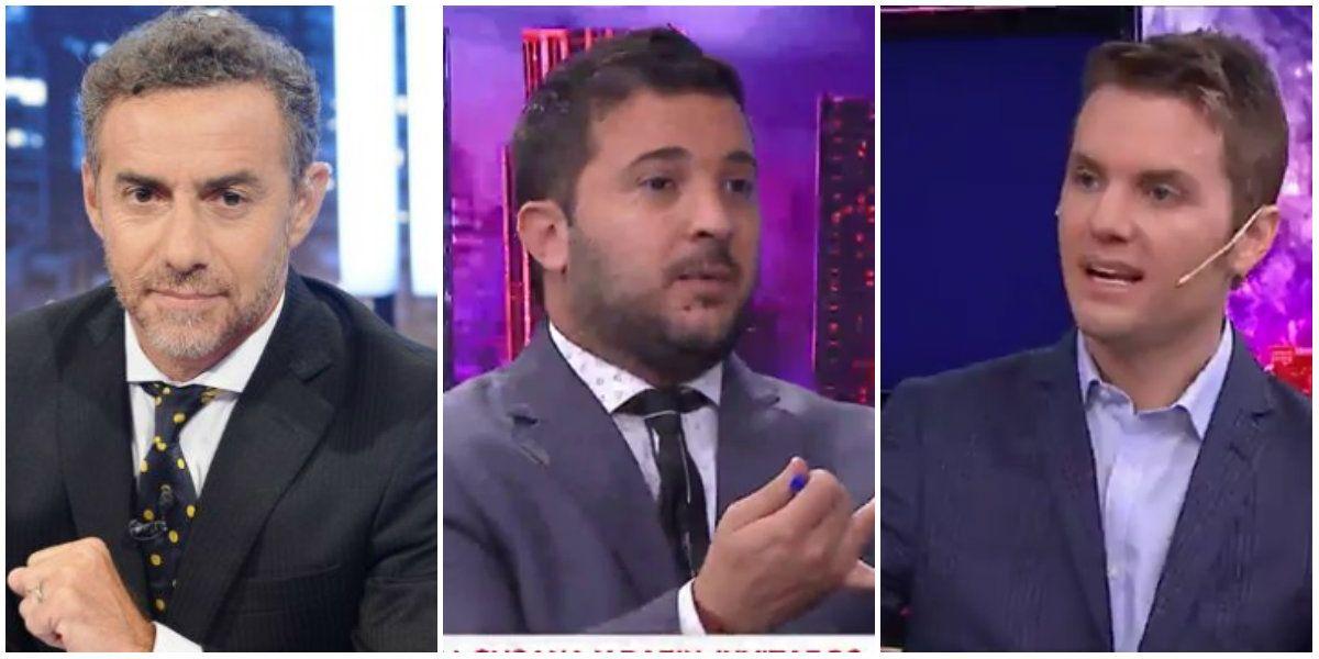 Luis Majul, durísimo contra Diego Brancatelli y el cruce con Santiago del Moro: Me parece una berretada