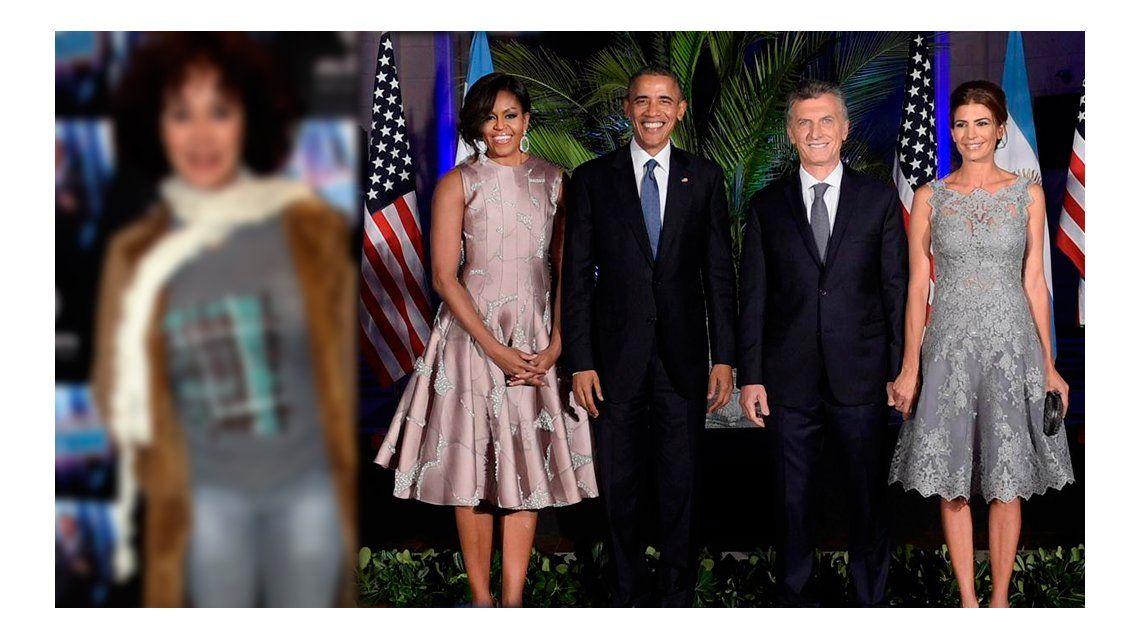 Patricia Palmer, furiosa: Nada me interesa menos que Obama, es una mala obra con buenos actores