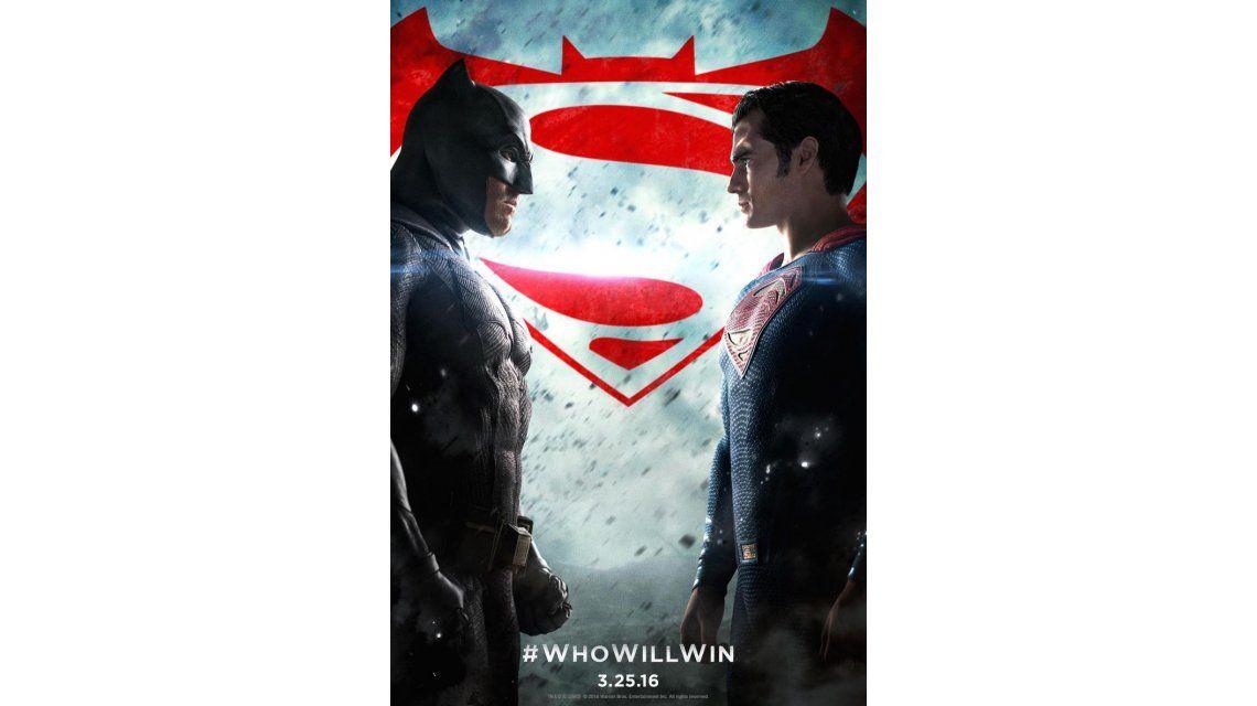 El estreno más esperado: Batman vs. Superman