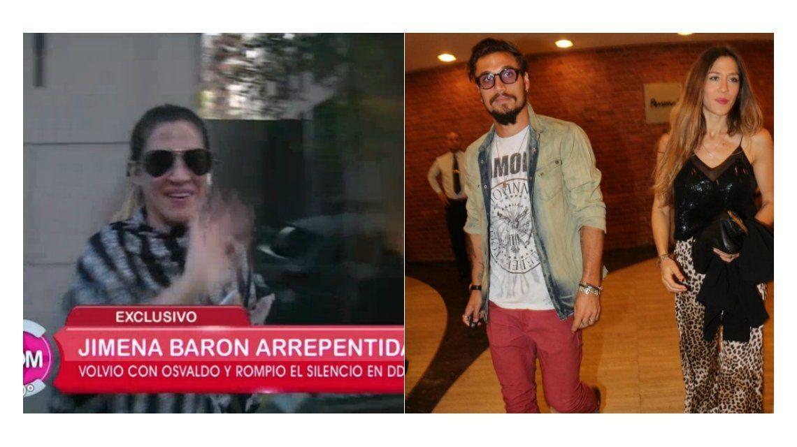 Jimena Barón, reconciliada con Daniel Osvaldo: No hay nada que entender ni que explicar