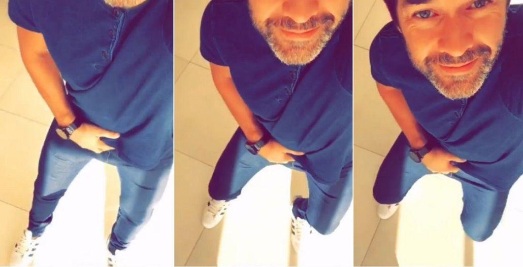 El video de Mariano Martínez meneando que fue TT en Twitter: Levantarse de buen humor y bailar cumbia