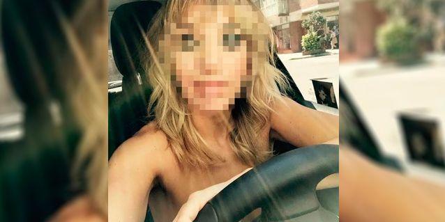 Tamara Pettinato revolucionó las redes con una foto hot: ¿Vale manejar desnuda en el Obamaday?