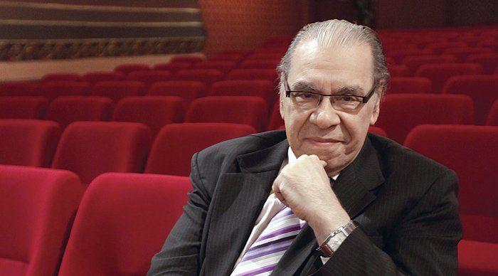 Enrique Pinti, con honestidad brutal: No me llaman para ficciones porque creen que no soy buen actor