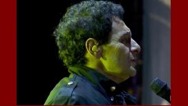 Ricardo Mollo recordó a Cerati con una conmovedora versión de Crimen