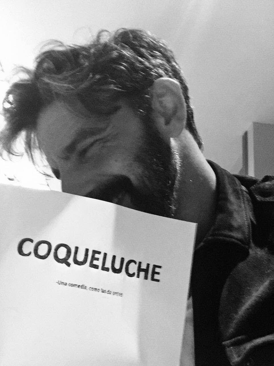 Fabián Mazzei vivirá un triángulo amoroso con Georgina Barbarossa y Barbie Vélez en Coqueluche