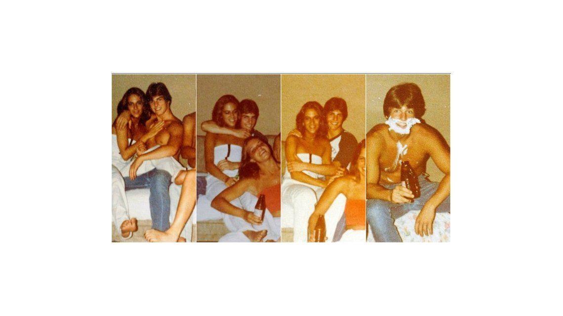 Una ex de Tom Cruise lo escrachó con fotos de su pasado