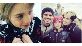 Video: Icardi grabó a uno de los hijos de Maxi diciéndole un polémico mensaje