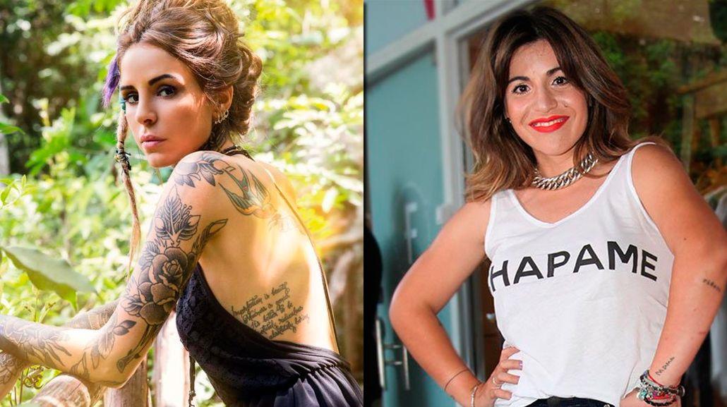 Candelaria Tinelli sigue la guerra con Gianinna Maradona: Si le caigo mal es problema de ella