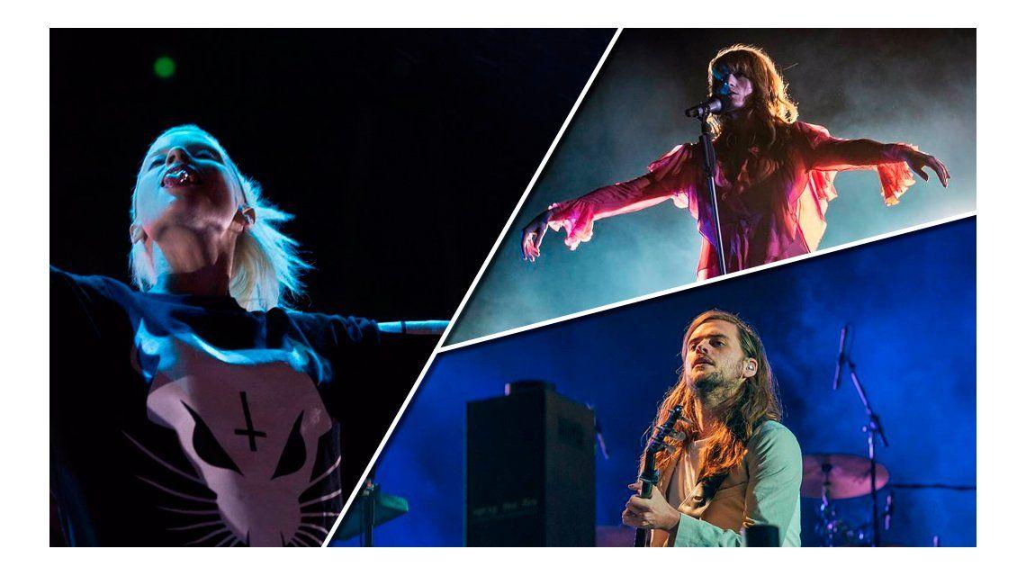 Con los increíbles show de Florence + The Machine y Die Antwoord llegó a su fin el Lollapalooza 2016