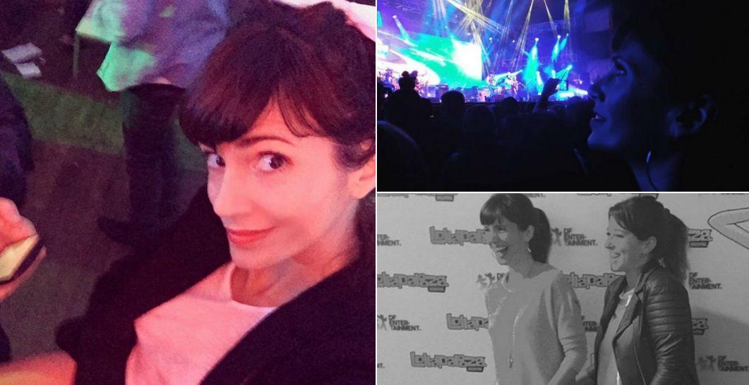 Sensual baile de Griselda Siciliani en el Lollapalooza: Moví el c... y me fui feliz
