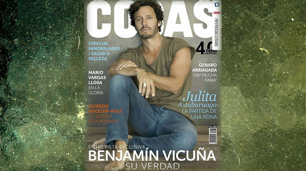 Benjamín Vicuña habló sobre el escándalo del motorhome: Toda esa situación es falsa