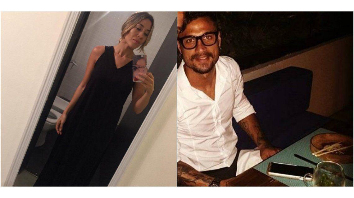 Jimena Barón y Daniel Osvaldo cada vez más juntos: cena romántica y fotos con sus fans