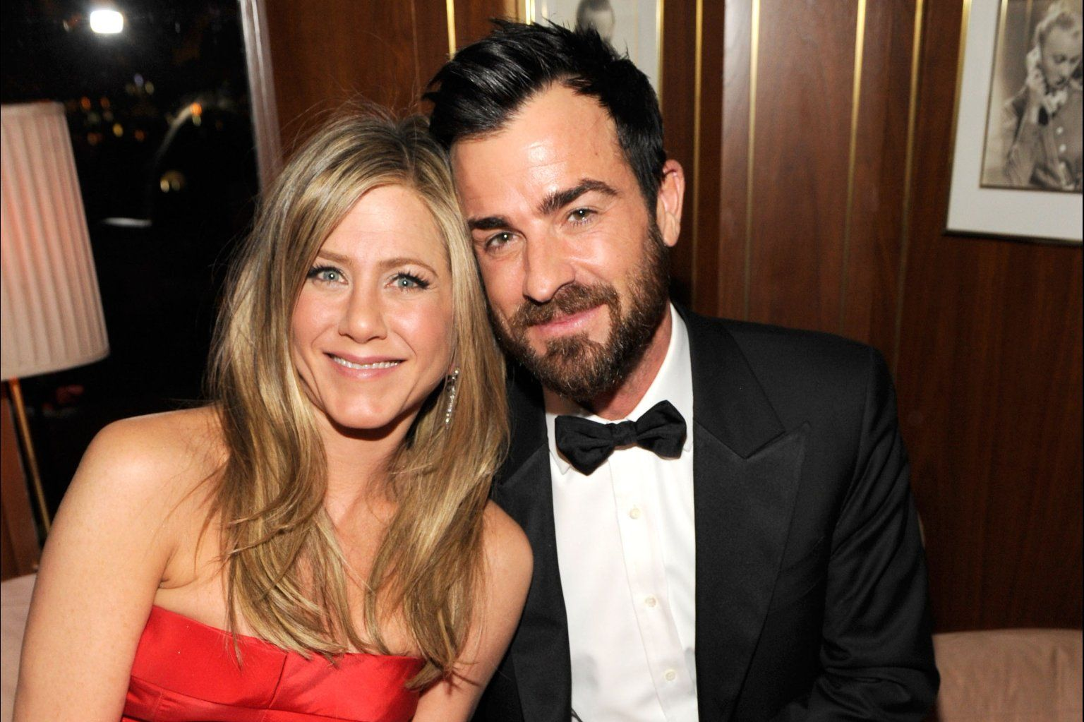 ¿Jennifer Aniston y Justin Theroux, a punto de divorciarse?