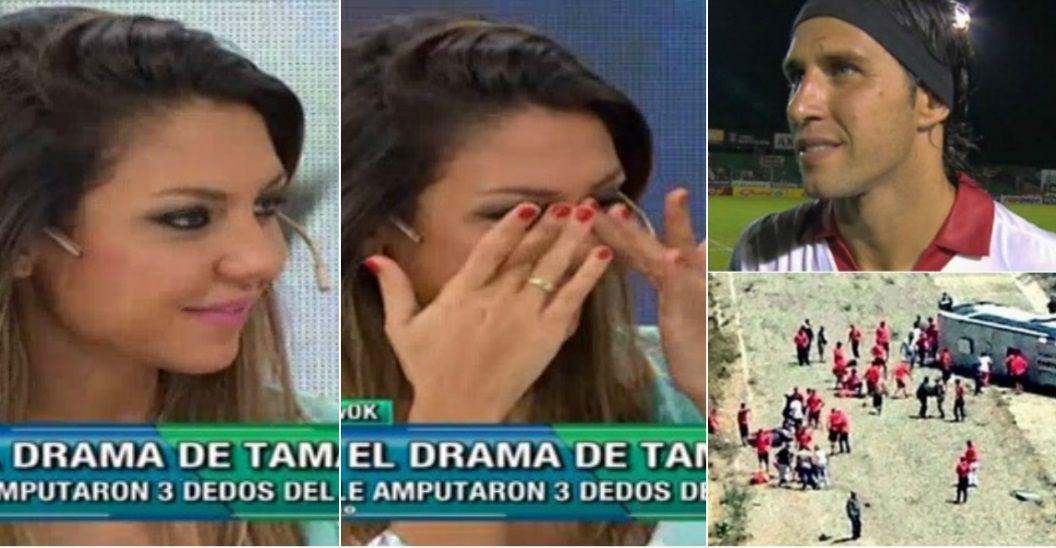 Tamara Alves contó en detalle cómo fue el accidente de Huracán desde adentro del micro