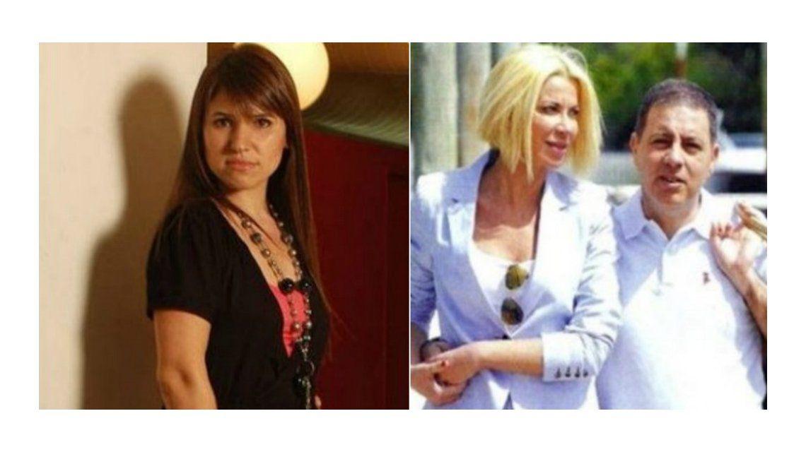 Fernanda Iglesias entrevistó a la ex de Fabián Doman: escandalosas declaraciones contra el periodista