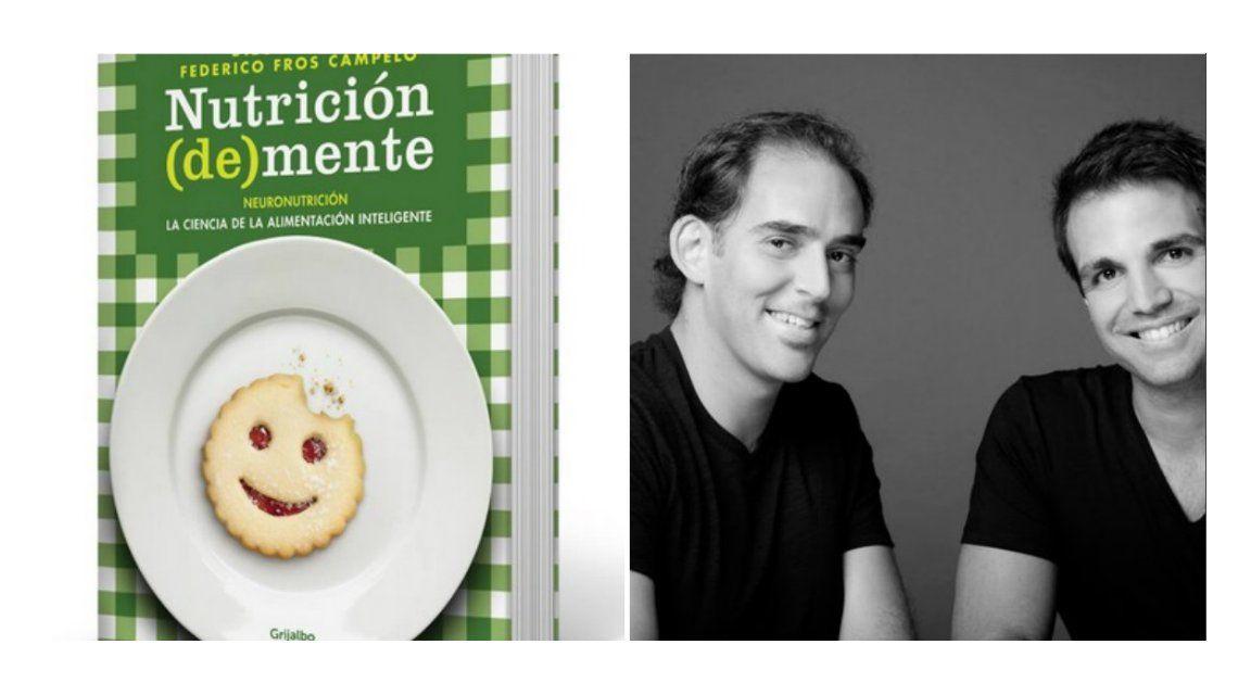 Nutrición (de)mente, un libro que está en boca de todos