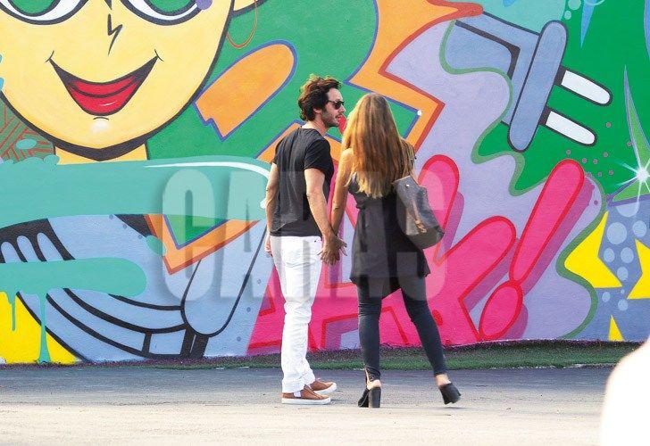 Toda la intimidad de la mini luna de miel de la China Suárez y Benjamín Vicuña en Miami