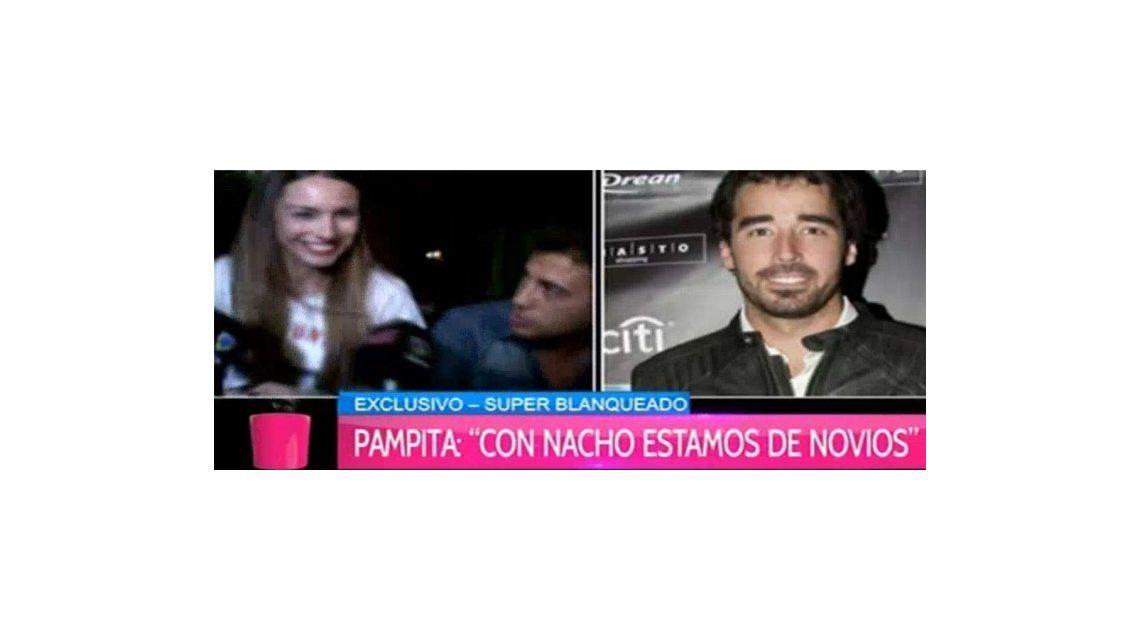 Pampita confirmó su noviazgo con Nacho Viale y demostró que no le cree nada a la China Suárez