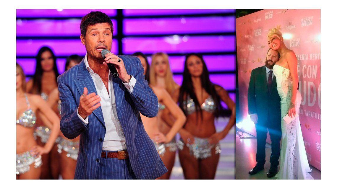 Marcelo Tinelli quiere a Vicky Xipolitakis y José Ottavis en el Bailando: su divertido tuit