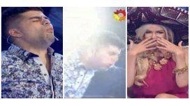 Canta si puedes: un concursante terminó vomitando