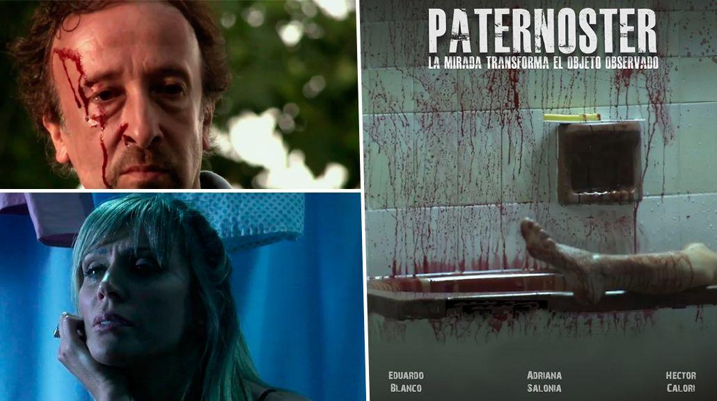 Paternoster, la otra mirada, un film argentino escalofriante: mirá el trailer
